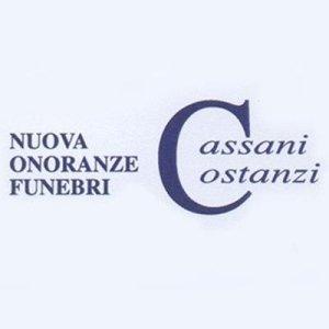 ONORANZE FUNEBRI CASSANI E COSTANZI - logo