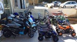 quad, bici, scooter