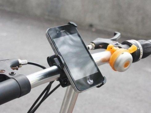 porta cellulare bici
