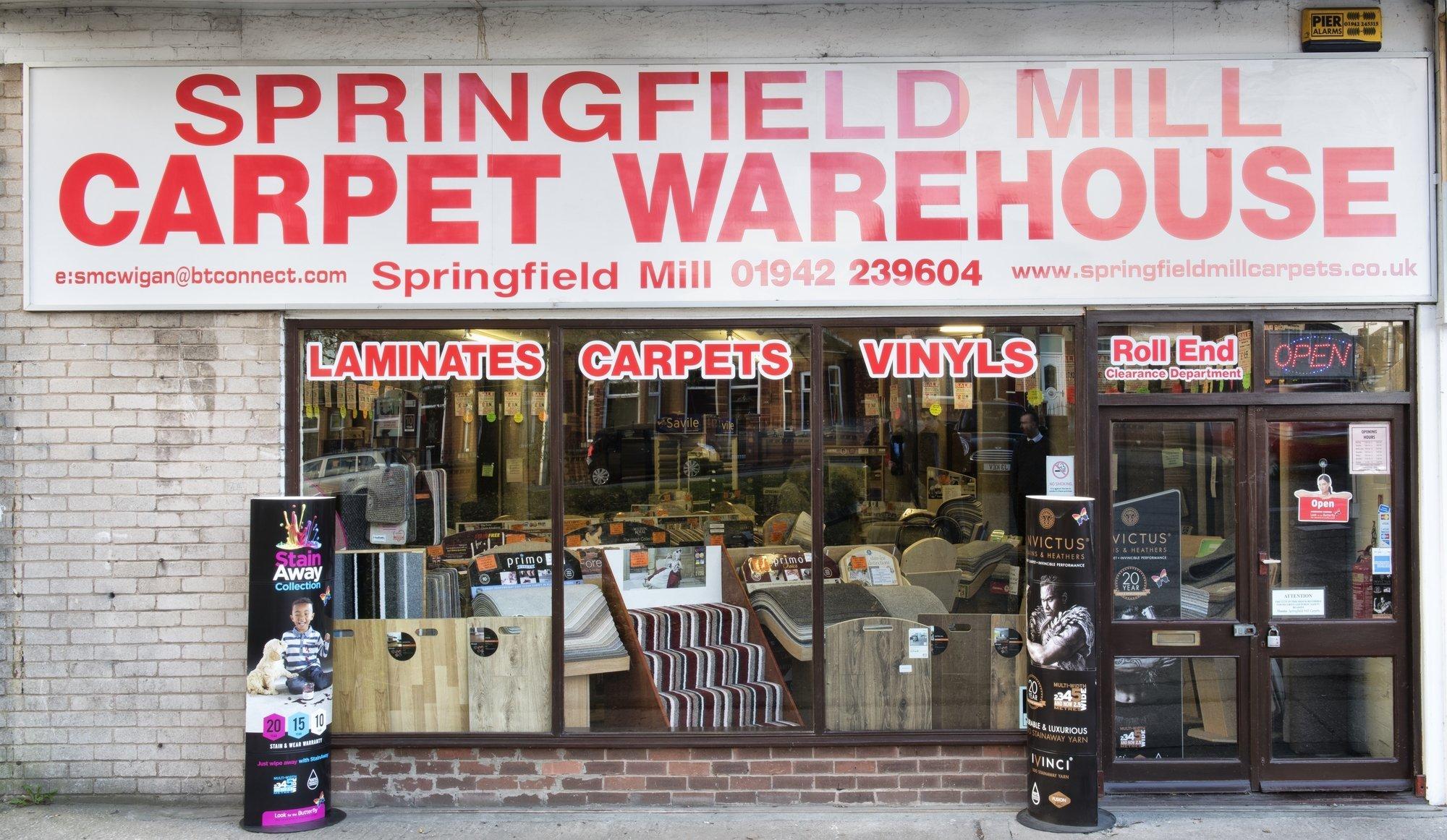 Home Www Springfieldmillcarpets Co Uk