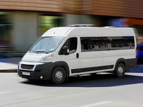 vendita minibus