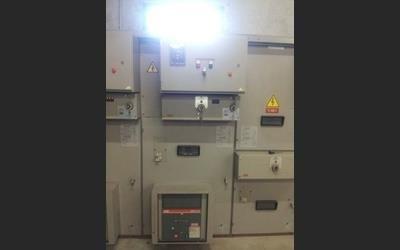 Cabina elettrica Elettrica Pavese