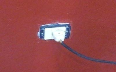 Presa elettrica Elettrica Pavese