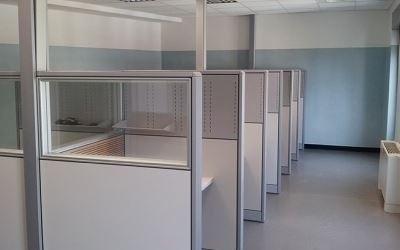 Lavori uffici Elettrica Pavese
