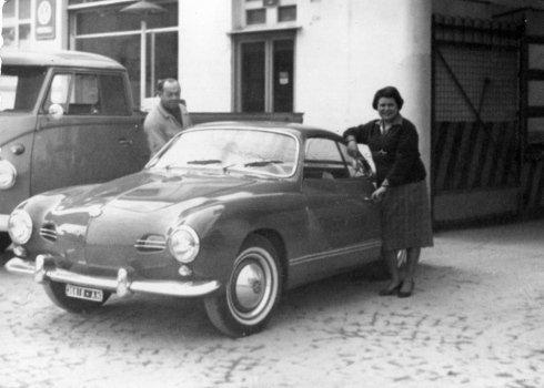 nonni Luzi 1955