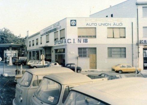 licenza ACI 1974