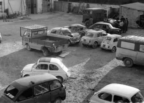 carrozzeria 1957