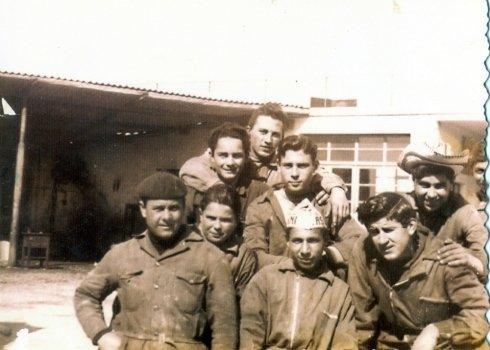 lo staff del 1955
