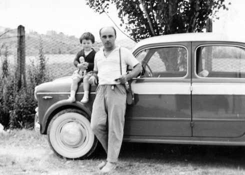 babbo Mario 1960