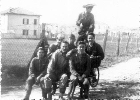 staff carrozzeria 1955