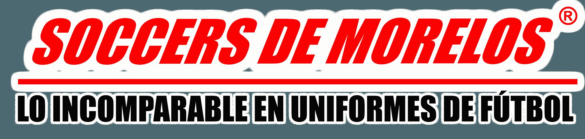 Uniformes de Futbol Soccers de Morelos