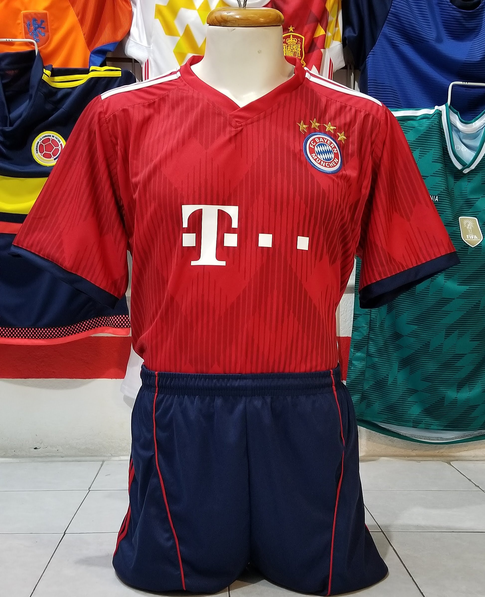 4e56585061616 Uniformes de Fútbol y Playeras de Soccer  Replicas