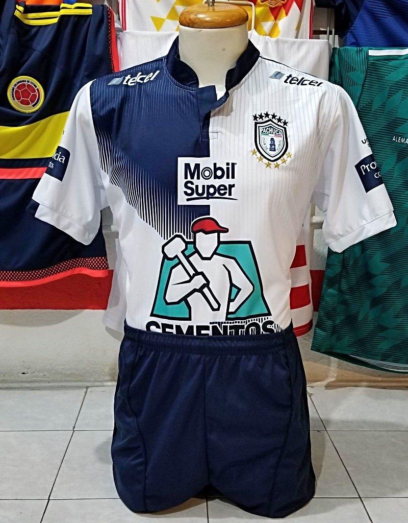 d4372ace9b380 Llegaron todos los uniformes 2018 de la Liga MX. por SM Soccer ...