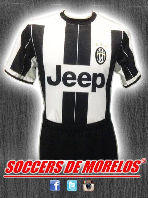 Uniforme Juventus Local 2017-2018