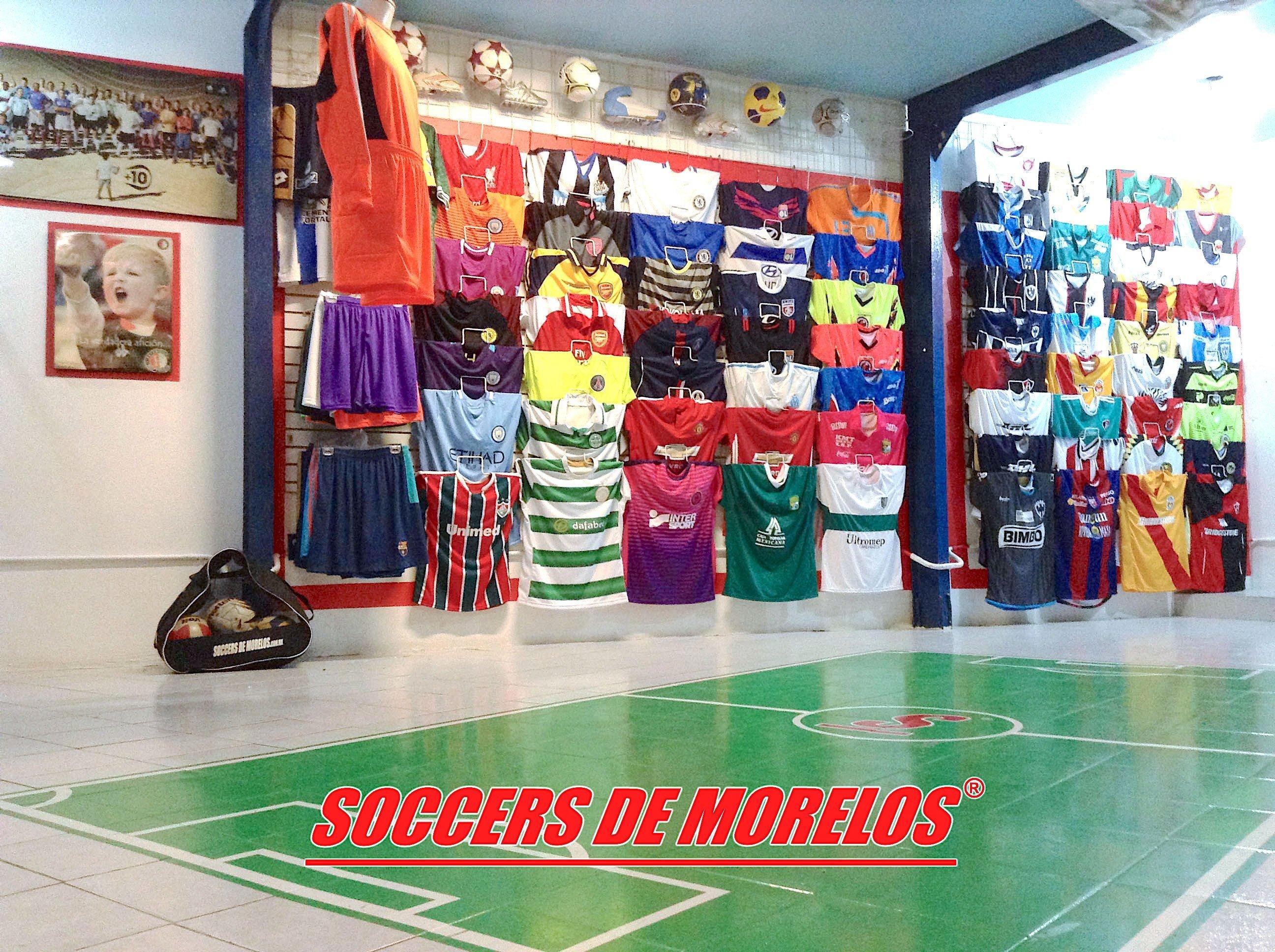 Con más de 300 modelos en exhibición en la mejor calidad de telas deportivas 1f2887714f780