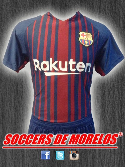 Uniforme Barcelona 2018 DRI-FIT