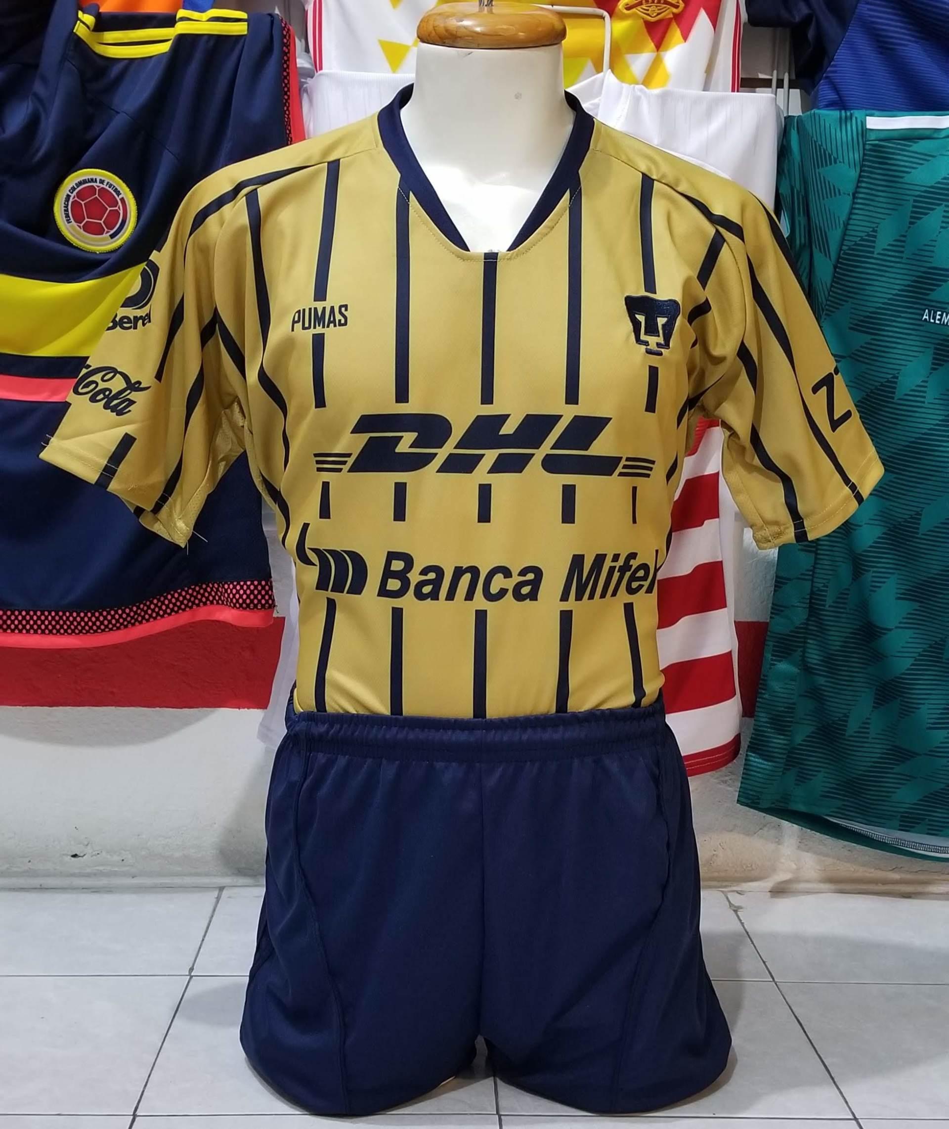Uniformes de Fútbol y Playeras de Soccer  Replicas  7e50cc5278bca