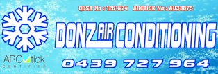Donz-Air-Conditioning-logo