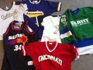 maglie sportive vintage