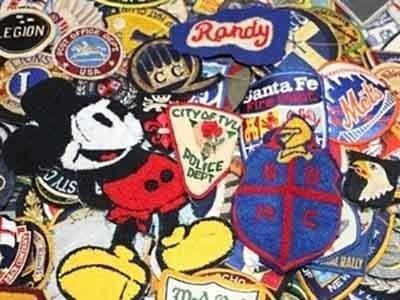 vendita toppe e patches
