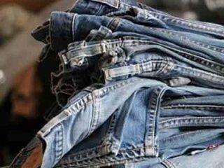 jeans usati