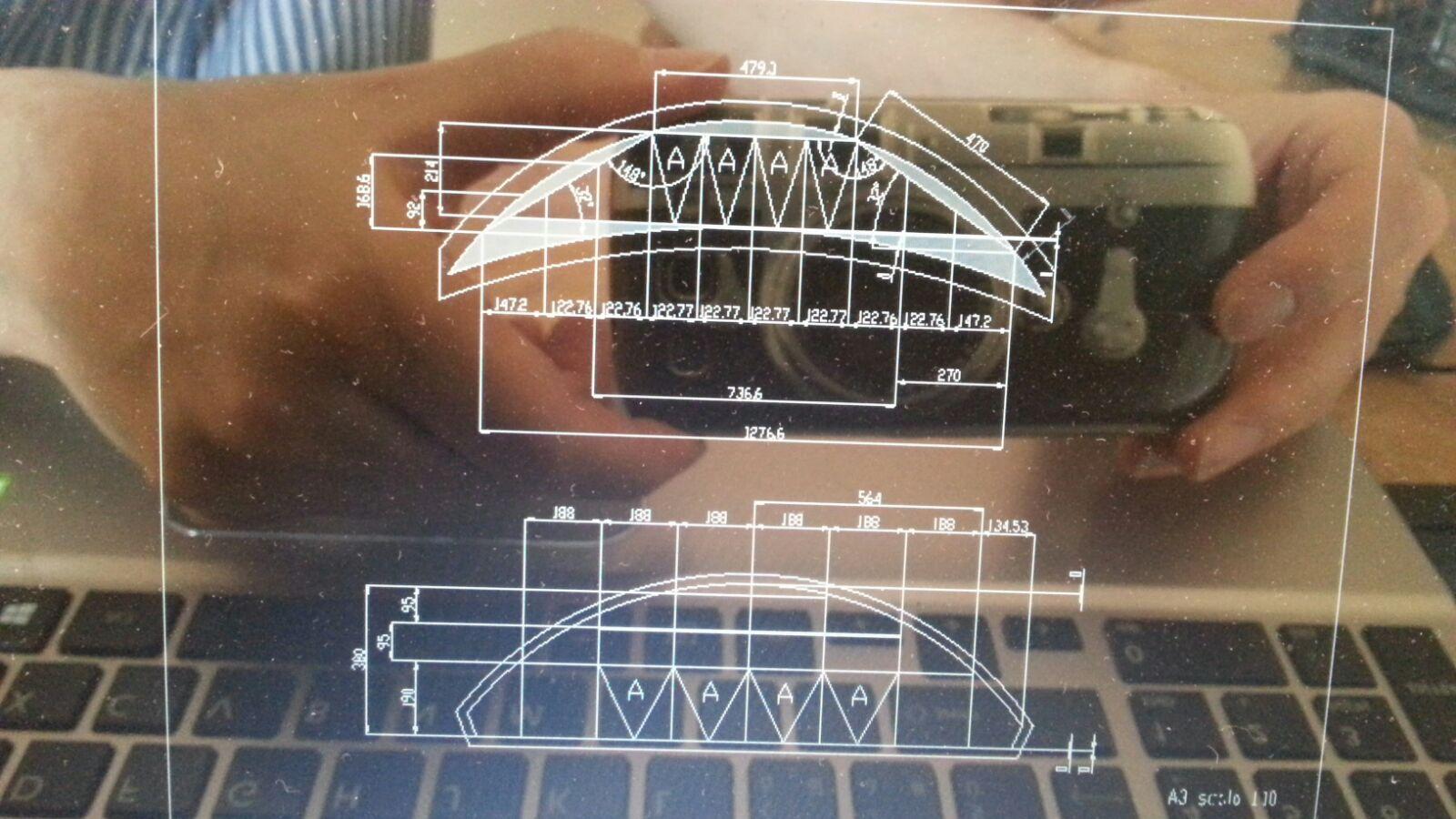 progetto di un tetto