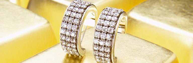 large range of gold collections