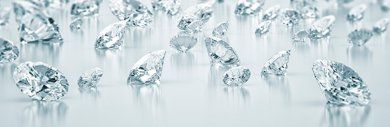 huge collection of quality diamonds