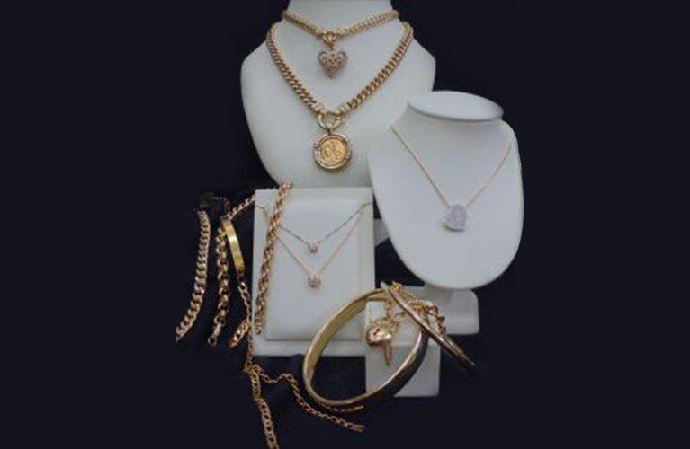 Jewel Collection wedding sets