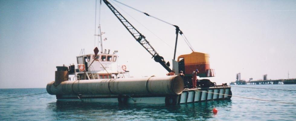 LA.RE.SUB sas - Dragaggio e Scavi Sottomarini