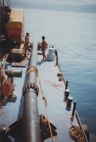Tubazioni marine