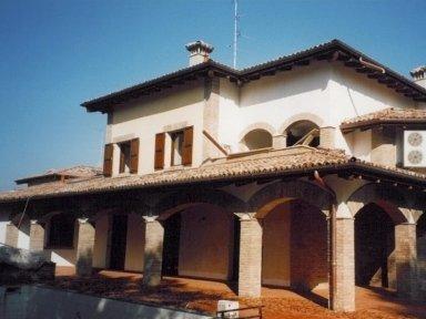 costruzione di residenze, rivestimenti, interventi di consolidamento