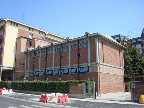 Ristrutturazione oratorio parrocchiale San Faustino a Modena