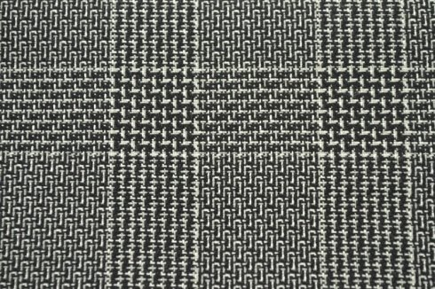 Tessuto cotone seta per abito