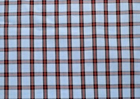 Tessuto per camicia sportiva in puro cotone