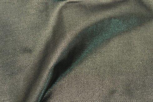Jeans cotone lamintato