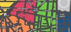 mappa volantini
