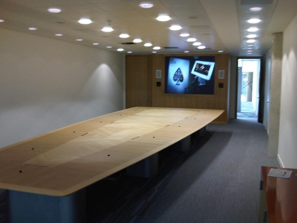 Carnival boardroom office - Southampton