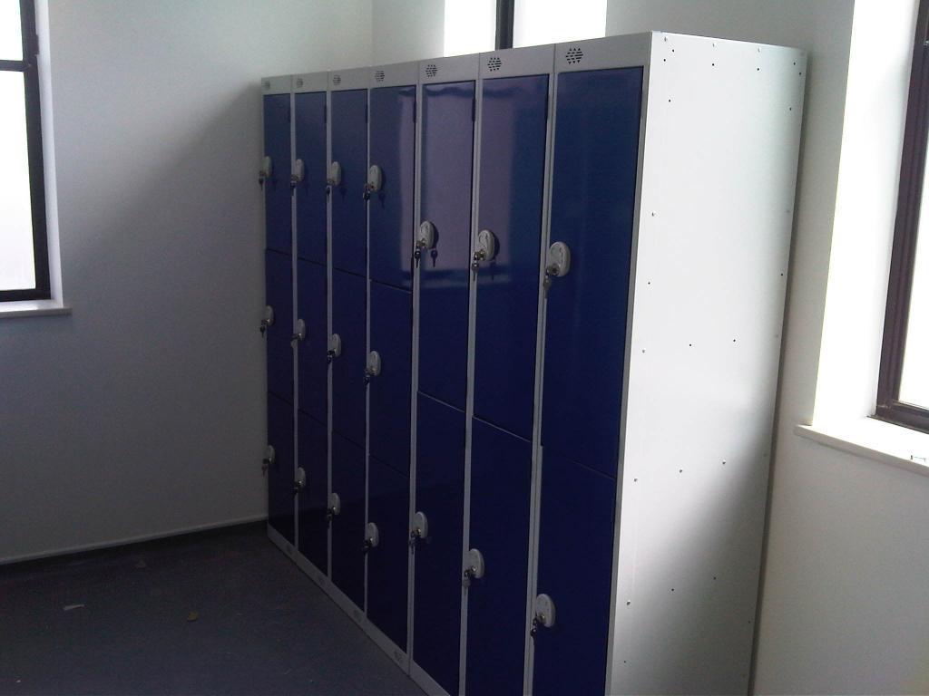 Locker installations - South west