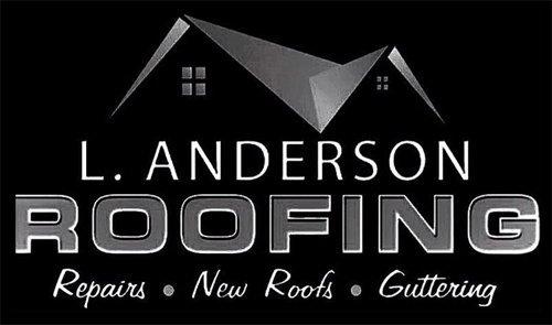 Delightful L Anderson Roofing Company Logo