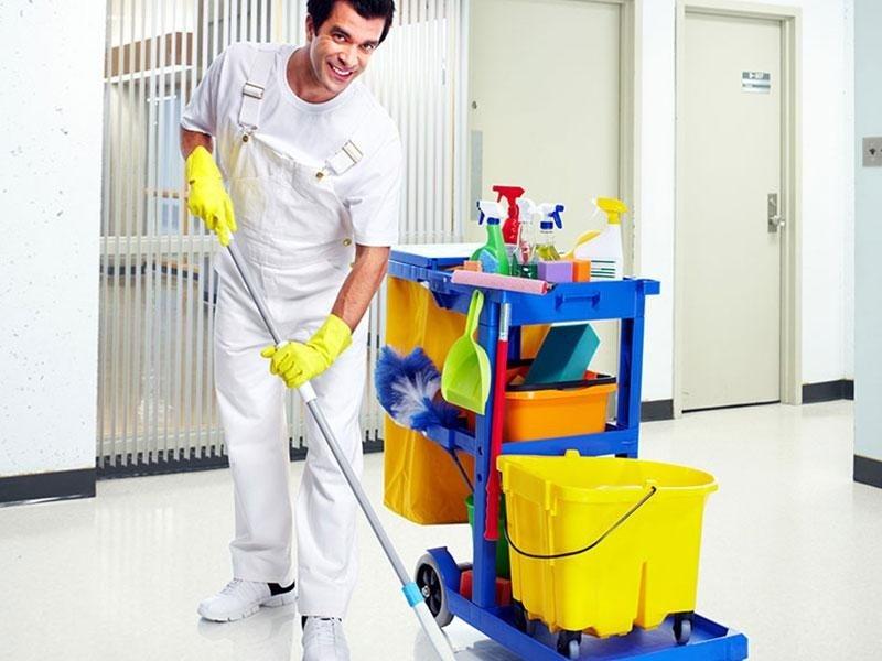 servizi di pulizia