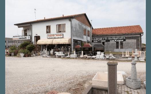 negozio materiali da costruzione