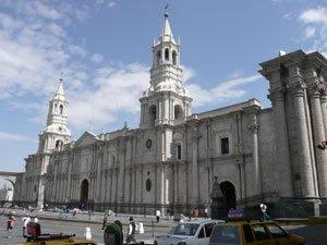 Arequipa Main Square