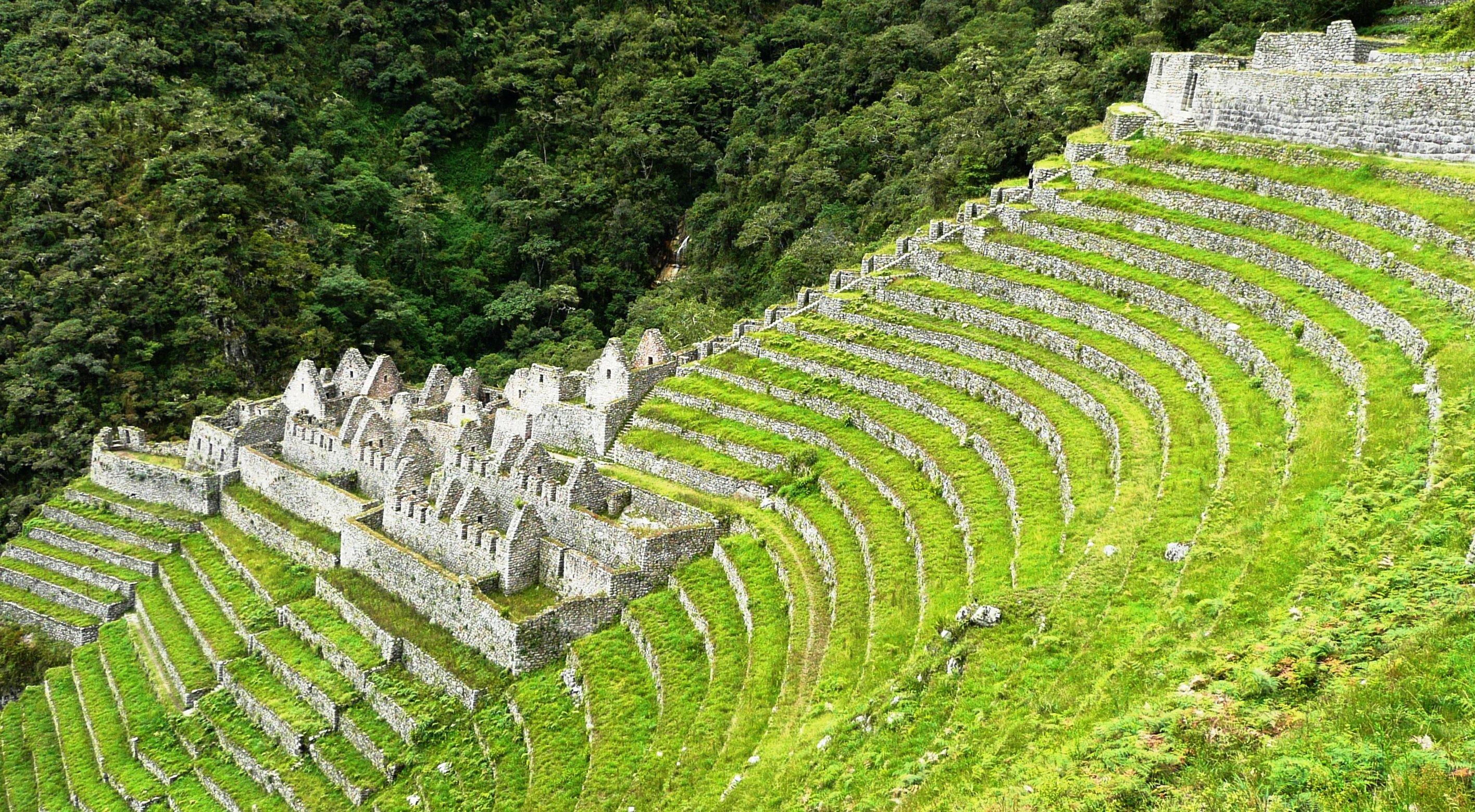1 Day Inca Trail to Machupicchu