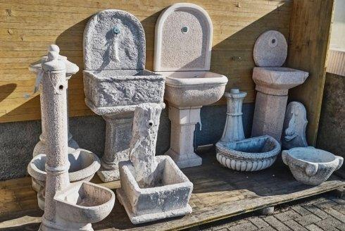 Lavandini in pietra