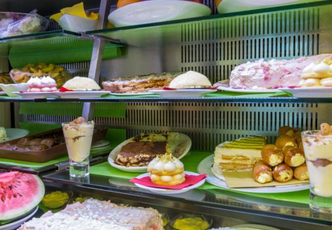 Dessert e dolci tipici