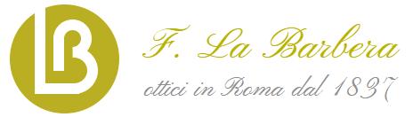 OTTICA F. LA BARBERA 1837 - Logo
