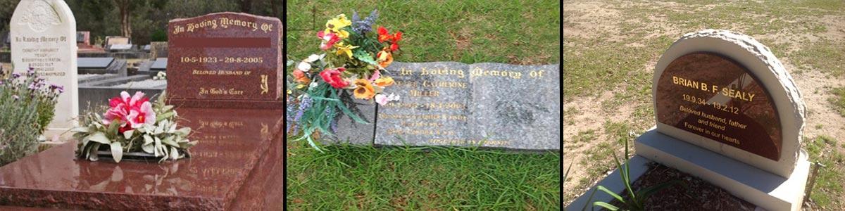 every memorial and headstone we create