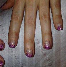stylish nail paint
