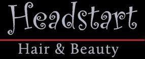 Headstart Hair and Beauty logo